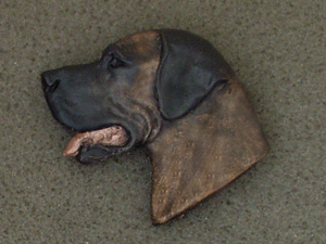 Great Dane - Brooche Large Head