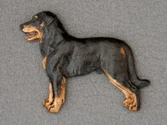 Beauceron - Brooche Figure