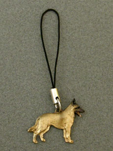 Belgian Malinois - Cell Phone Charm