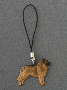 Leonberger - Cell Phone Charm