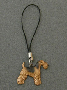 Airedale Terrier - Cell Phone Charm