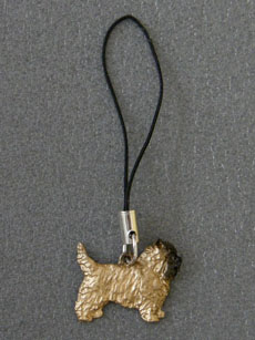 Cairn Terrier - Cell Phone Charm