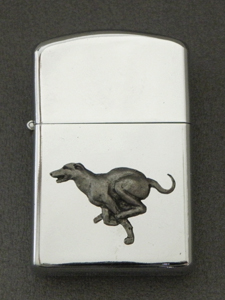 Greyhound - Gasoline Ligter Figure