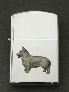 Swedish Vallhund - Gasoline Ligter Figure