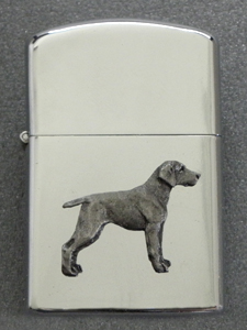 German Shorthaired Pointer - Gasoline Ligter Figure