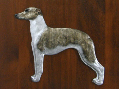 Whippet - Gate Sign