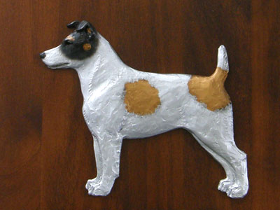 Jack Russell Terrier - Gate Sign