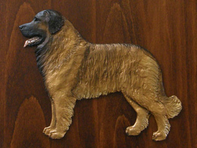 Leonberger - Gate Sign