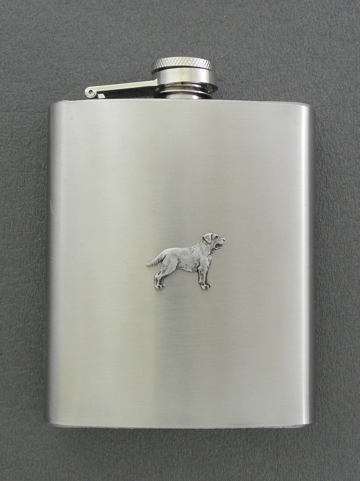Labrador Retriever - Hip Flask Figure