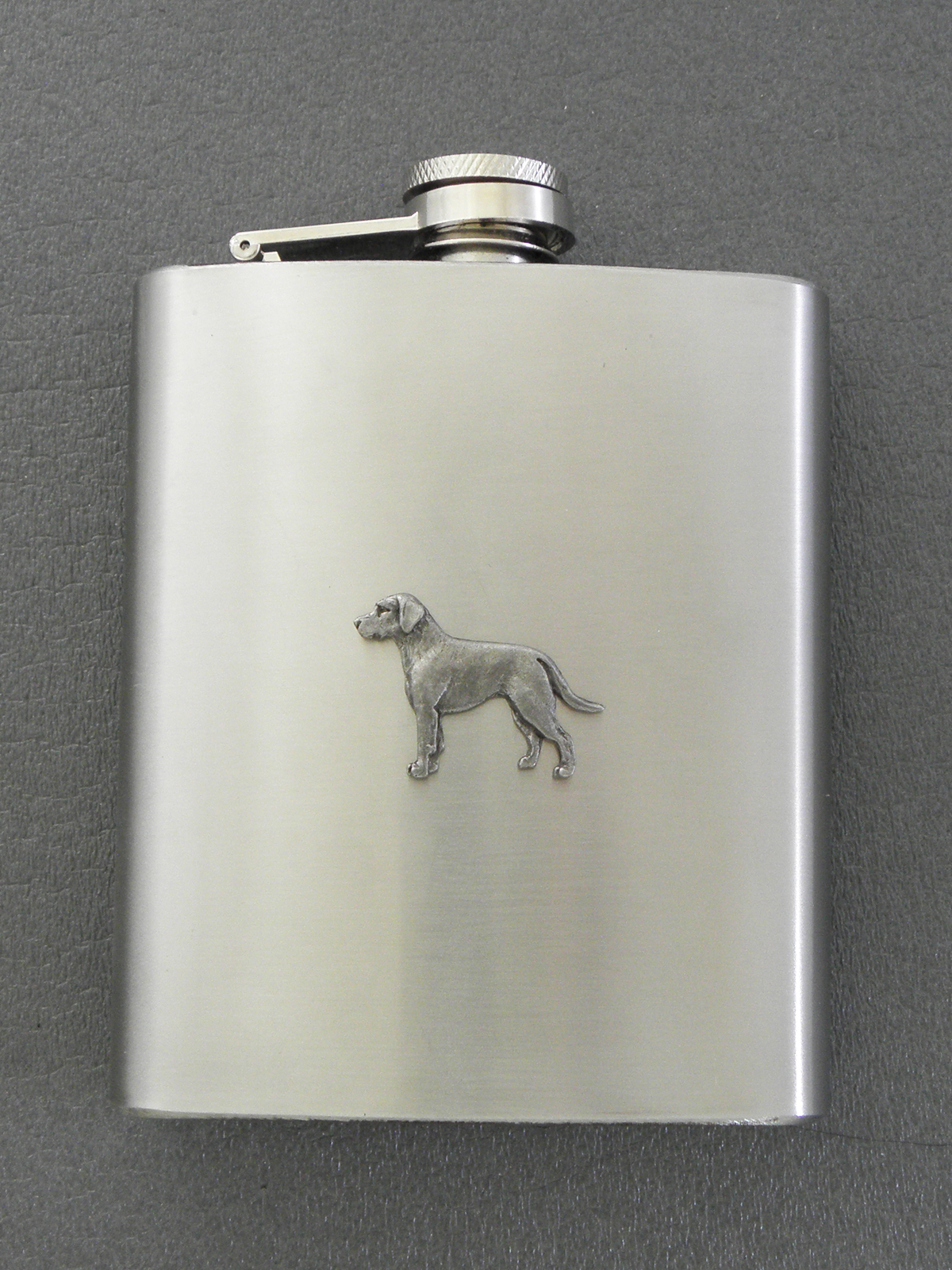 Finnish Hound - Hip Flask Figure