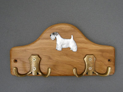 Sealyham Terrier - Leash Hanger Figure