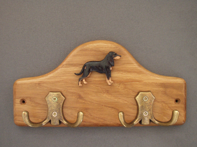 Jura Hound - Leash Hanger Figure