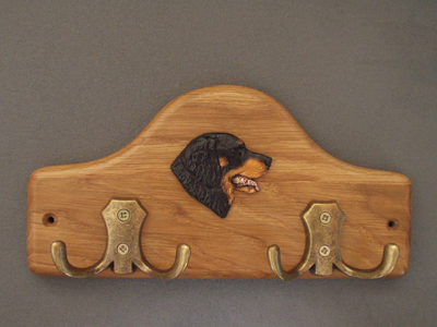 Hovawart - Leash Hanger Head