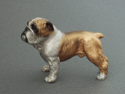 English Bulldog - Maxi Model