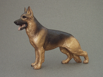 German Shepherd - Maxi Model