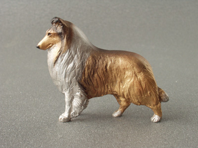 Collie Rough - Maxi Model