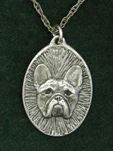 French Bulldog - Medallion
