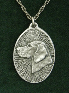 German Shorthaired Pointer - Medallion
