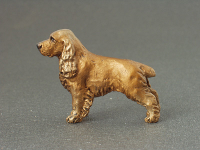 English Cocker Spaniel - Mini Model