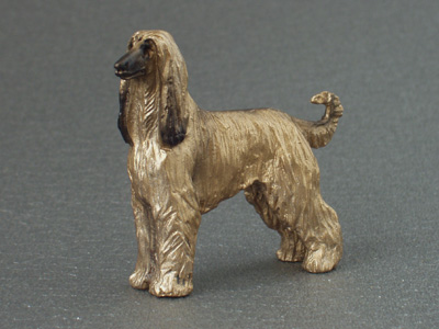 Afghan Hound - Mini Model