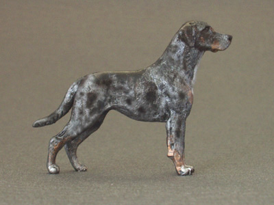 Louisiana Catahoula - Mini Model