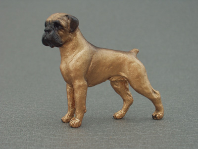 Boxer Mini Model Milan Orm Dog Art Shop Dogs Art Gifts