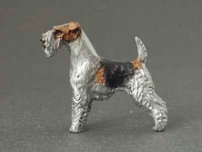 Fox Terrier Wire - Mini Model