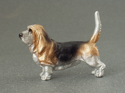 Basset Hound - Mini Model