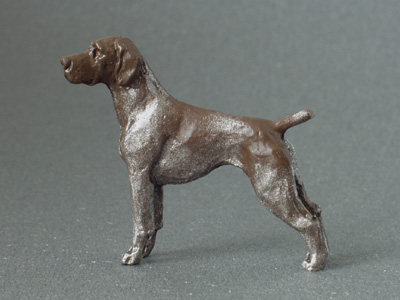 German Shorthaired Pointer - Mini Model