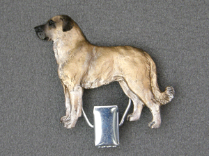 Anatolian Shepherd - Number Card Clip