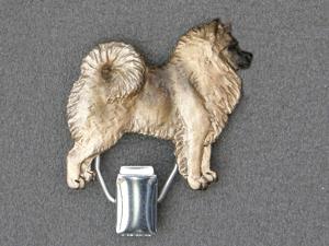 Eurasier Number Card Clip Milan Orm Dog Art Shop