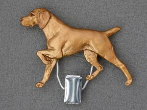 Viszla Number Card Clip Milan Orm Dog Art Shop Dogs