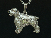 Welsh Springer Spaniel - Pendant Figure