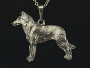 Collie Smooth - Pendant Figure