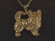 Chihuahua Longhaired - Pendant Figure