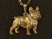 French Bulldog - Pendant Figure