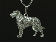 Irish Wolfhound - Pendant Figure