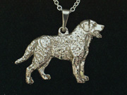 Chesapeake Bay Retriever - Pendant Figure