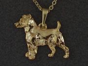 Jack Russell Terrier - Pendant Figure