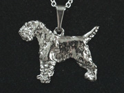 Border Terrier - Pendant Figure