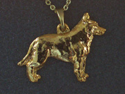 Australian Cattle Dog - Pendant Figure