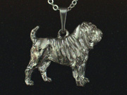 Sharpei - Pendant Figure