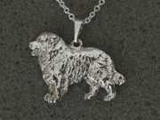 Bernese Mountain Dog - Pendant Figure