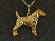 Fox Terrier Smooth - Pendant Figure