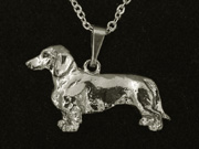 Dachshund Smooth - Pendant Figure