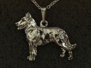 Beauceron - Pendant Figure