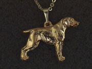 German Shorthaired Pointer - Pendant Figure