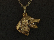 Irish Setter - Pendant Head