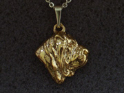 Sharpei - Pendant Head