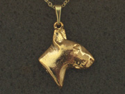 Bullterrier - Pendant Head